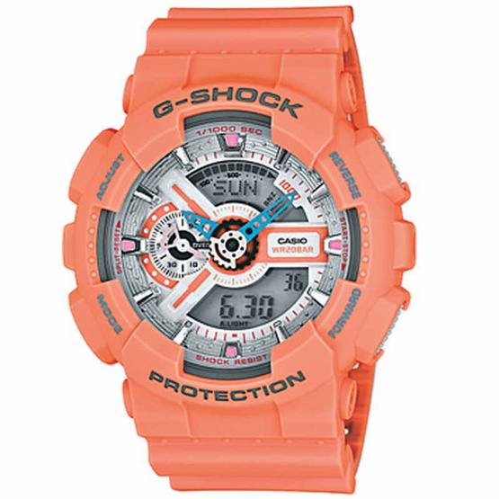 CASIO G-SHOCK นาฬิกาข้อมือ Analog-Digital GA-110DN-4ADR Limited Models