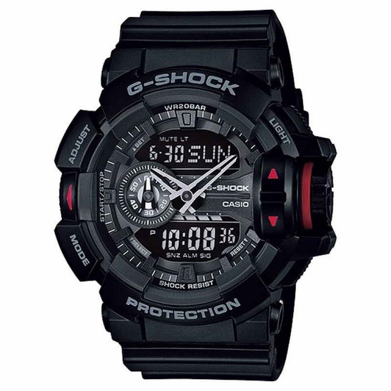 CASIO G-SHOCK Analog-Digital GA-400-1BDR