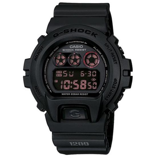 CASIO G-SHOCK นาฬิกาข้อมือ รุ่น DW-6900MS-1DR