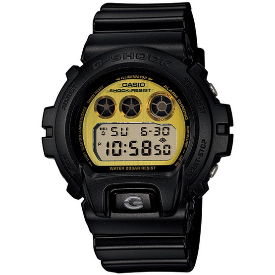 CASIO G-SHOCK นาฬิกาข้อมือ รุ่น DW-6900PL-1DR