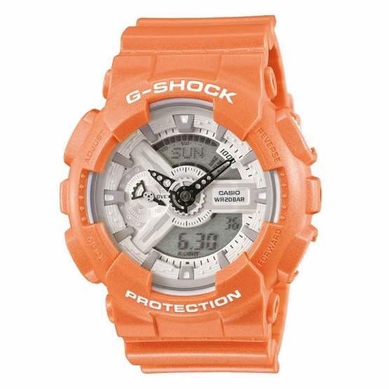 CASIO G-SHOCK นาฬิกาข้อมือ รุ่น GA-110SG-4ADR