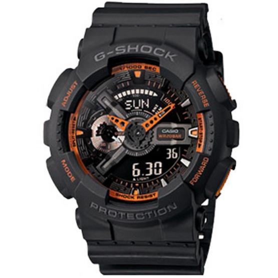 CASIO G-SHOCK นาฬิกาข้อมือ รุ่น GA-110TS-1A4DR