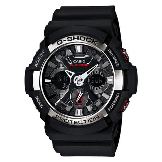 CASIO G-SHOCK นาฬิกาข้อมือ รุ่น GA-200-1ADR