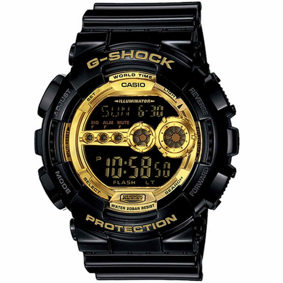 CASIO G-SHOCK นาฬิกาข้อมือ GD-100GB-1DR