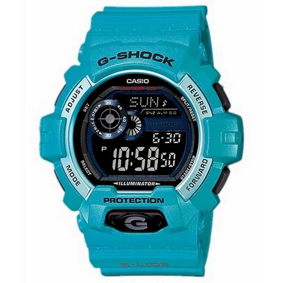CASIO G-SHOCK นาฬิกาข้อมือ G-Lide GLS-8900-2DR