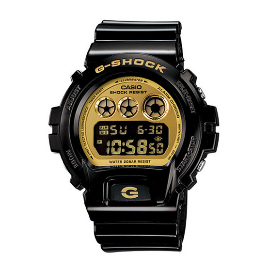 CASIO G-Shock รุ่น DW-6900CB-1DR