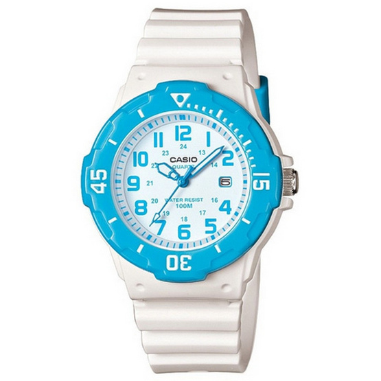 CASIO นาฬิกาข้อมือ รุ่น LRW-200H-2B