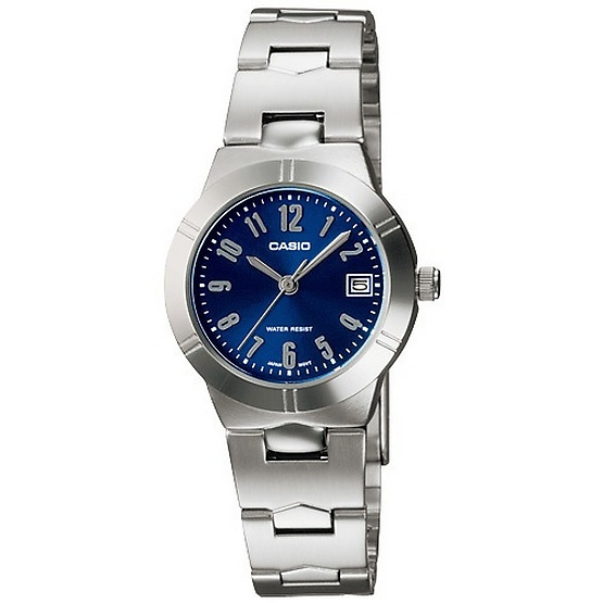 CASIO นาฬิกาข้อมือ รุ่น LTP-1241D-2A2DF