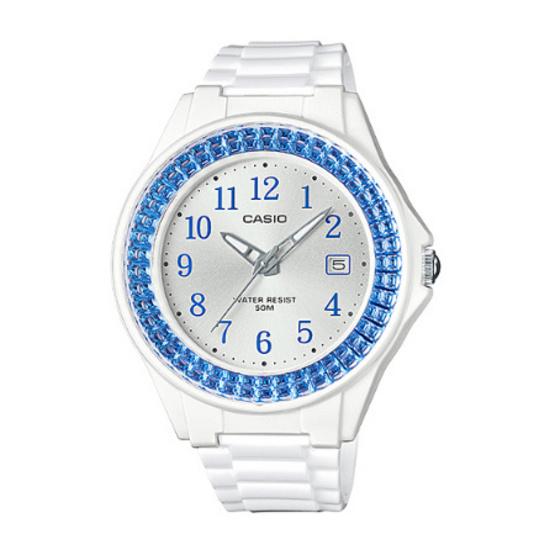 CASIO นาฬิกาข้อมือ รุ่น LX500H-2BVDF