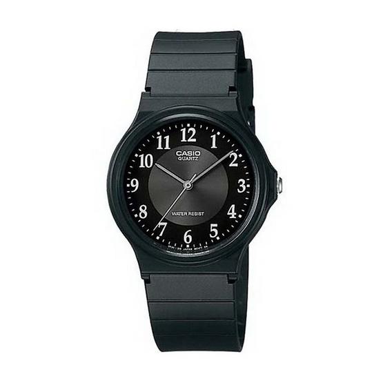 CASIO นาฬิกาข้อมือ รุ่น MQ24-1B3