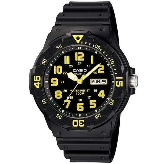 CASIO นาฬิกาข้อมือ รุ่น MRW200H-9B