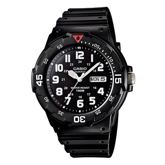 CASIO นาฬิกาข้อมือ รุ่น MRW-200H-1B