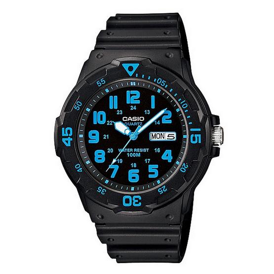 CASIO นาฬิกาข้อมือ รุ่น MRW-200H-2B