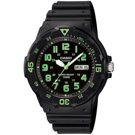 CASIO นาฬิกาข้อมือ รุ่น MRW-200H-3B