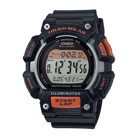 CASIO นาฬิกาข้อมือ รุ่น STL-S110H-1ADF