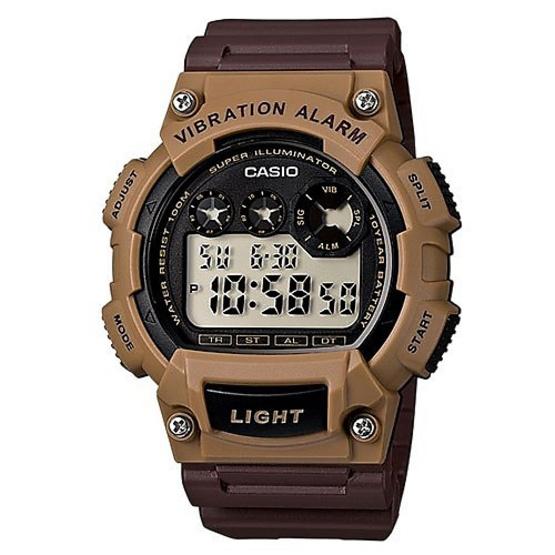 CASIO นาฬิกาข้อมือ รุ่น W-735H-5AVDF