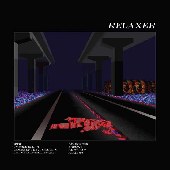 ซื้อ CD Alt-J Relaxer