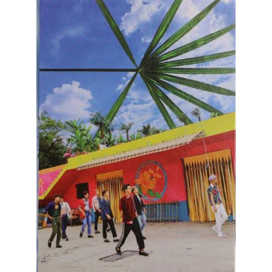 CD EXO 4th Album The War Chinese A Version (Import)