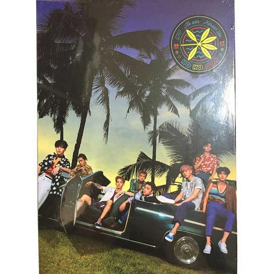 CD EXO 4th Album The War Korean Private Version (Import)