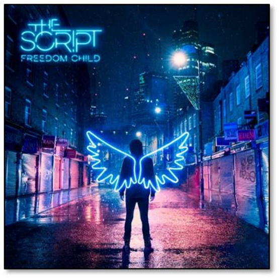 CD THE SCRIPT  FREEDOM CHLD รูบที่ 1