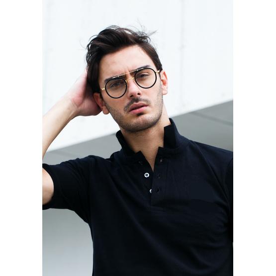 CLEAR เสื้อโปโล 31.1 - สีดำ