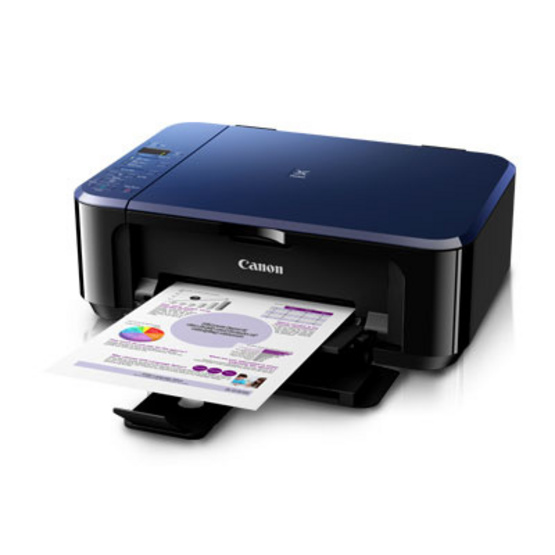Canon All In One Printer PIXMA Ink Efficient E510
