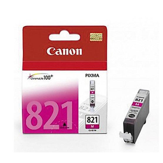 Canon ตลับหมึก อิงค์เจ็ท รุ่น CLI-821M