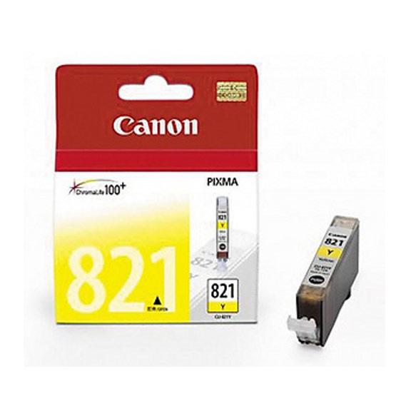 Canon ตลับหมึก อิงค์เจ็ท รุ่น CLI-821Y