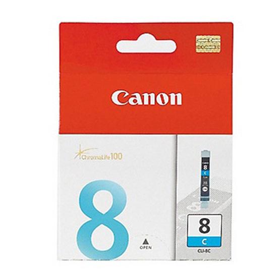 Canon ตลับหมึก อิงค์เจ็ท รุ่น CLI-8C