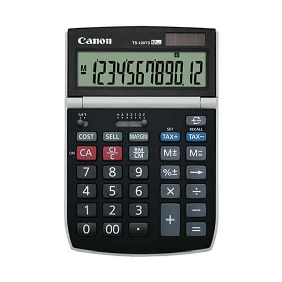Canon Desktop Calculator รุ่น TS-120TS