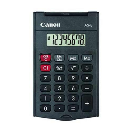 Canon Handheld Calculator รุ่น AS-8