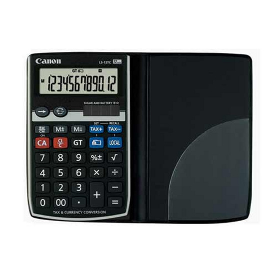 Canon Handheld Calculator รุ่น LS-12TC