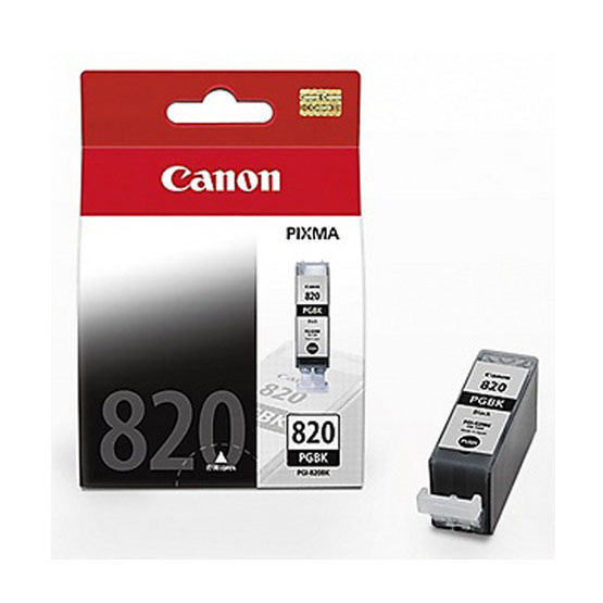 Canon ตลับหมึก อิงค์เจ็ท รุ่น PGI-820BK