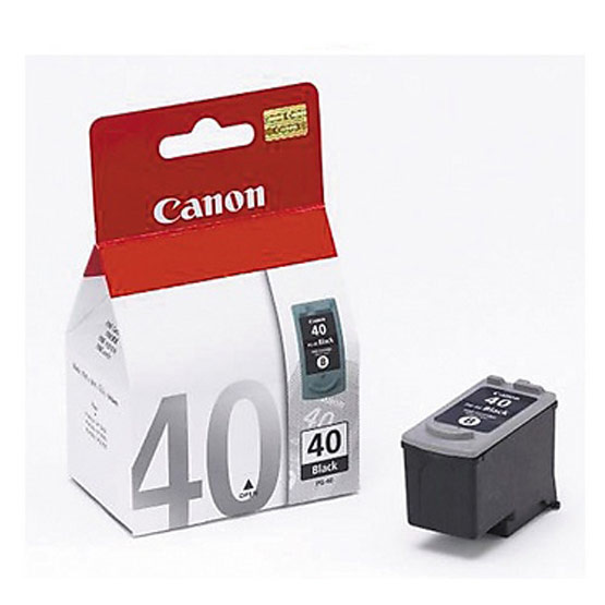 Canon ตลับหมึก อิงค์เจ็ท รุ่น PG-40