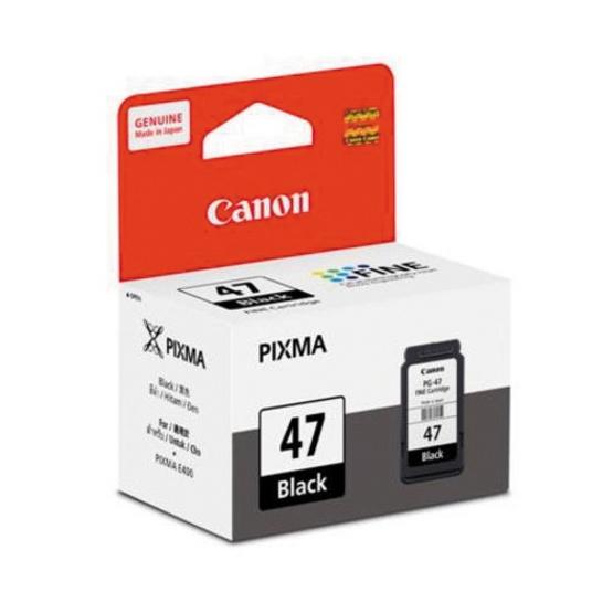 Canon ตลับหมึก อิงค์เจ็ท รุ่น PG-47