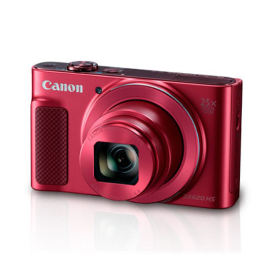 Canon Powershot SX620HS Free SD Card 8 GB