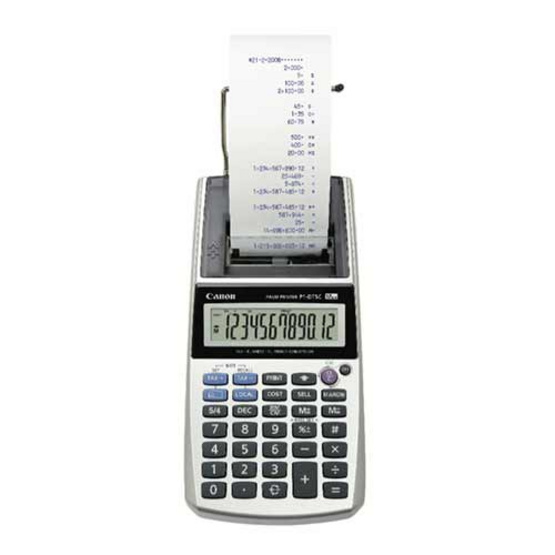 Canon Printing Calculator รุ่น P1-DTSC