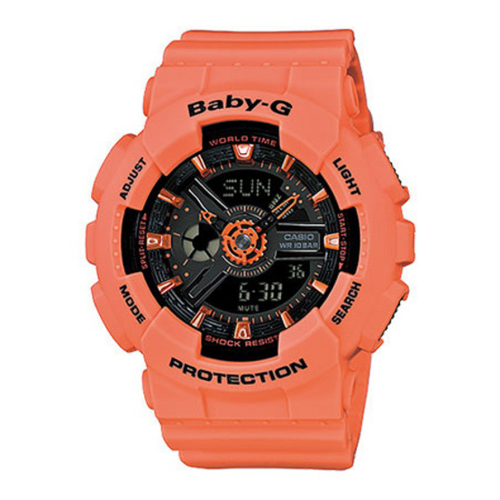 Casio Baby-G Analog-Digital BA-111-4A2DR