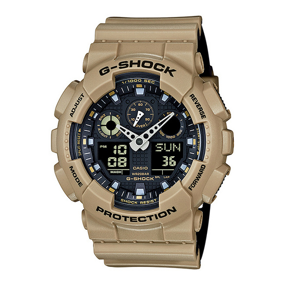 Casio G-Shock  รุ่น GA-100L-8ADR