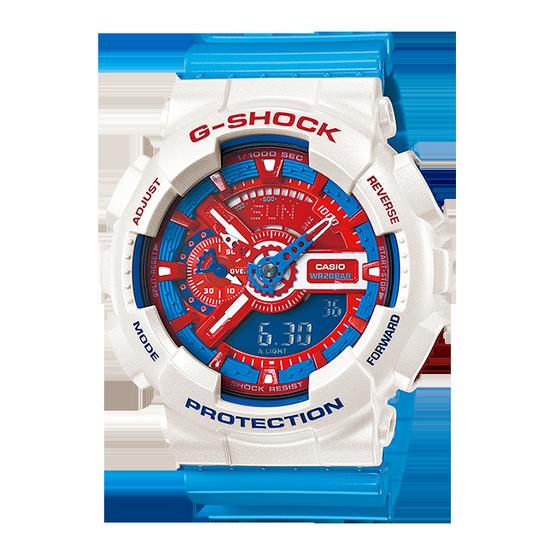 Casio G-Shock รุ่น  GA-110AC-7ADR