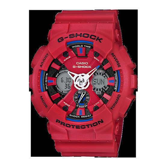 Casio G-Shock รุ่น GA-120TR-4ADR