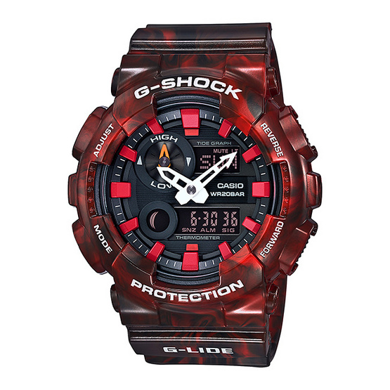 Casio G-Shock รุ่น G-LIDE GAX-100MB-4ADR