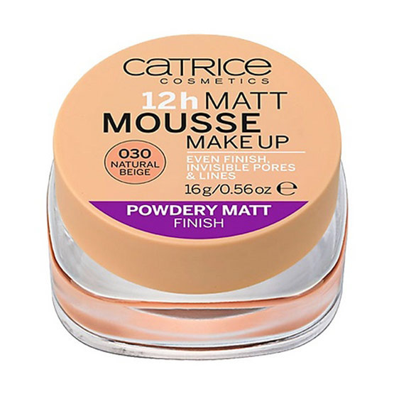 Catrice 12h Matt Mousse Make up #030
