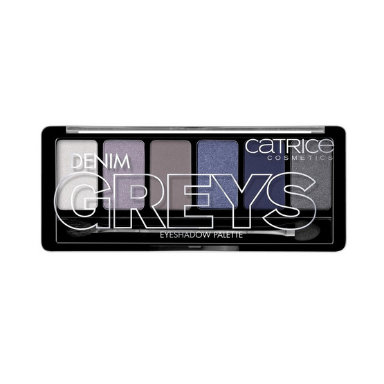 Catrice Denim Greys Eyeshadow Palette 010