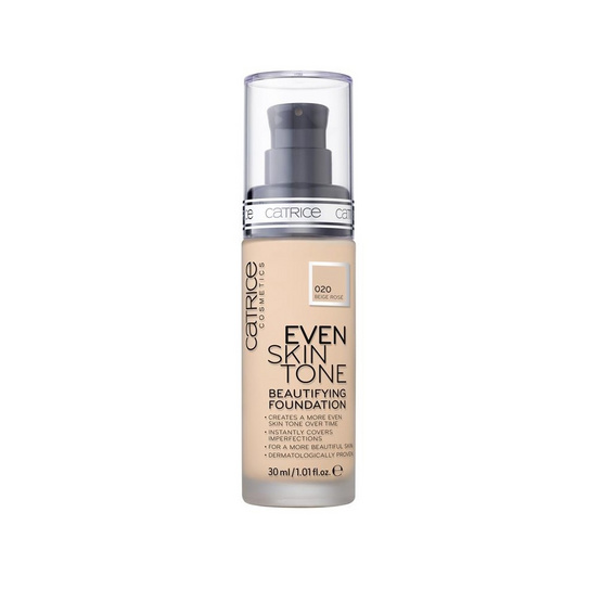 Catrice Even Skin Tone Beautifying Foundation #020