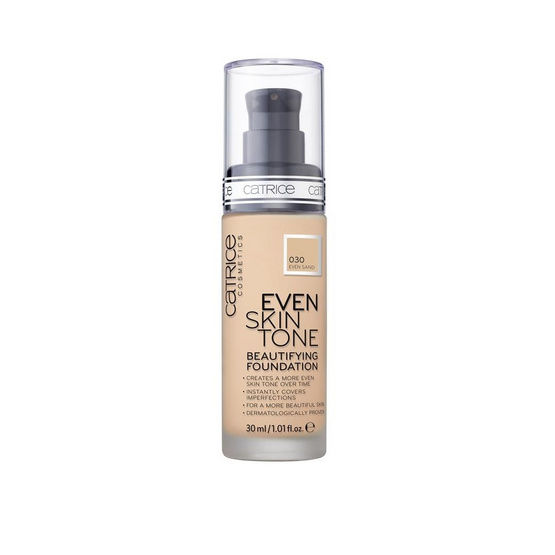 Catrice Even Skin Tone Beautifying Foundation #030
