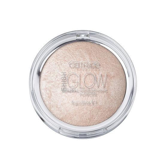 ดีไหม !! Catrice High Glow Mineral Highl. Powder 8g #010 LIGHT INFUSION - Catrice, ผลิตภัณฑ์ความงาม