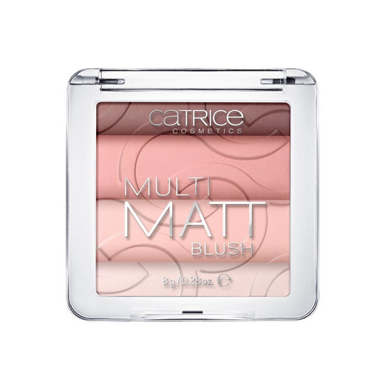 Catrice Multi Matt Blush 010