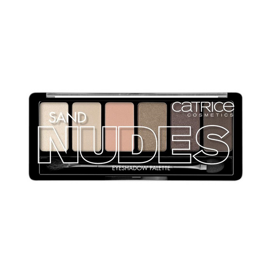 Catrice Sand Nudes Eyeshadow Palette 010