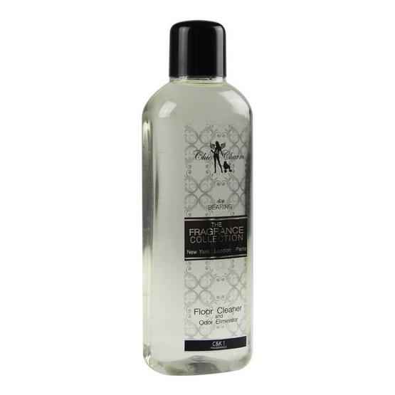 Chic & Charm  น้ำถูพื้นกลิ่น C&K1 1000มล. (สีขาว)